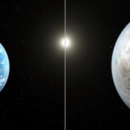 Hallazgo de la NASA: un planeta habitable y similar a la Tierra
