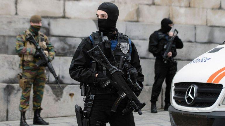 Bélgica elevó al máximo su nivel de alerta por posibles ataques terroristas.