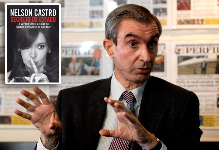 Nelson Castro describe el trastorno bipolar y la atrofia frontal bilateral de la Presidenta | Cedoc