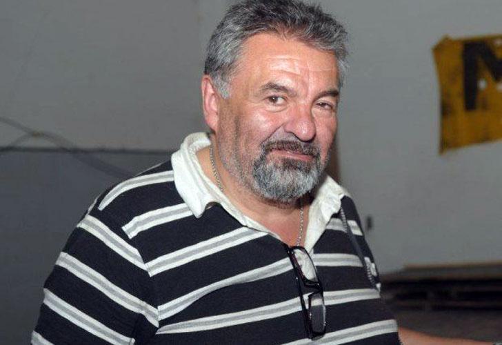 El dirigente piquetero, Raúl Castells. | Cedoc