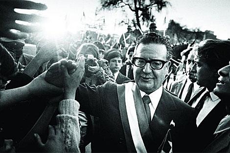 Mandato del 4 de noviembre de 1970 al 11 de septiembre de 1973.