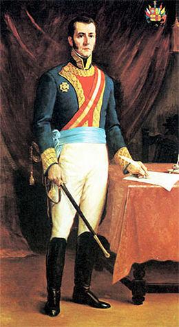 José de la Serna (1821 - 1824)