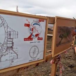 Preocupa a EE.UU. y a Europa la base espacial de China en Neuquén
