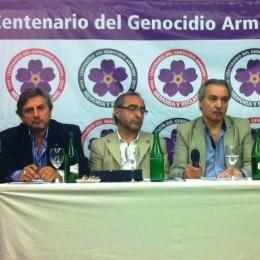 100 Aniversario del genocidio Armenio