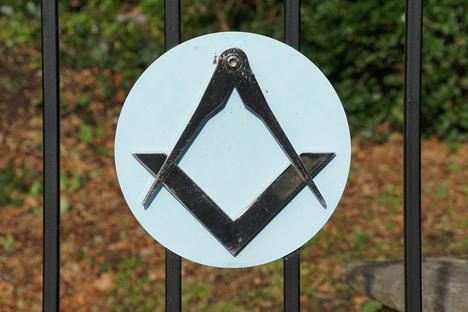 Prohibida durante la época soviética, en la actualidad la masonería está aumentando su nivel de influencia.