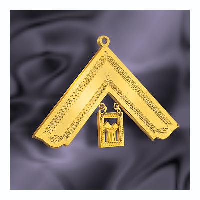 el Pasado Maestro, cuyo principal deber, entre otros, es probar las herramientas al haber llegado a una habilidad completa en Francmasonería, la usa como parte de su Joya distintiva.