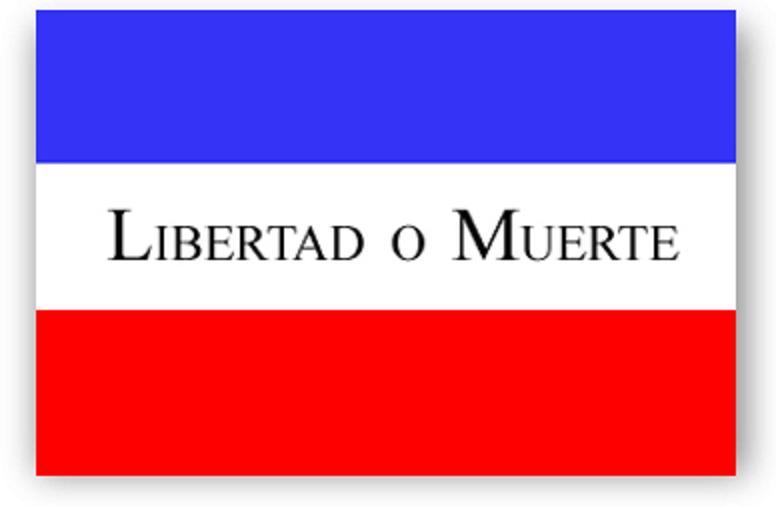 Bandera de los Treinta y Tress
