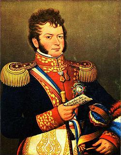 Bernardo O´Higgins (1778 - 1842)
