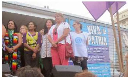 En Uruguay, la AILP trabaja con un conjunto de organizaciones sociales de manera permanente.
