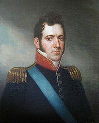 Carlos Maria de Alvear (1789 - 1852)
