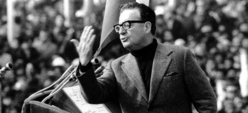 Salvador Allende Gossens (1908 - 1973)