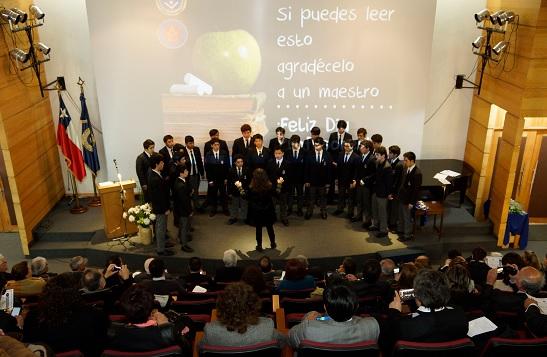 Día del Profesor: Los masones premian la Educación Pública – Gran Logia Chile