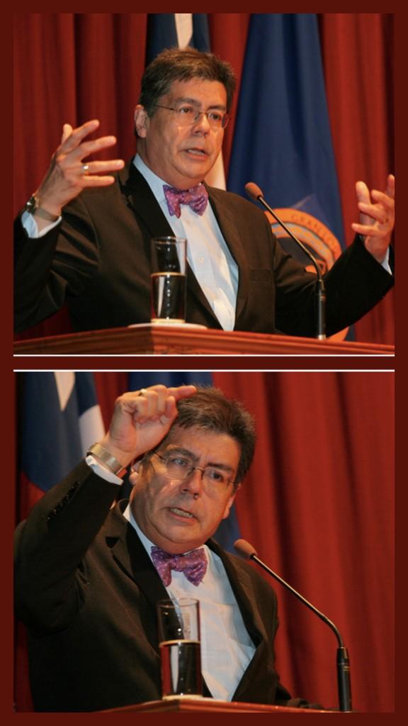 Discurso Gran Maestro, Luis Riveros Cornejo.