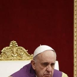 """El Papa dijo que se sintió """"usado"""" por los políticos argentinos"""