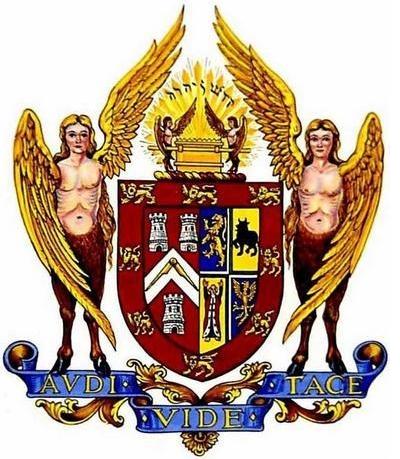 Escudo de armas de la Gran Logia Unida de Inglaterra