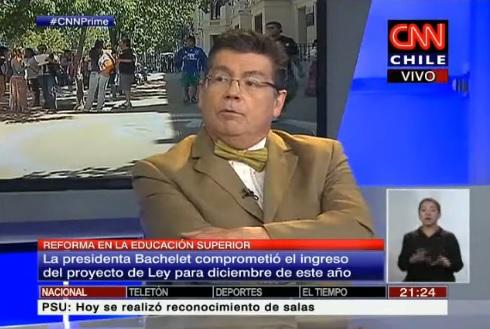 Luis Riveros por cambios en educación: «Aquí se ha atentado contra la calidad» – Gran Logia Chile