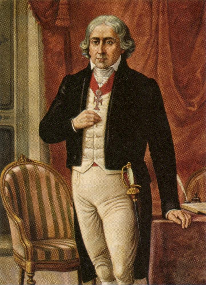 José Bonifacio de Andrada (1763-1838).