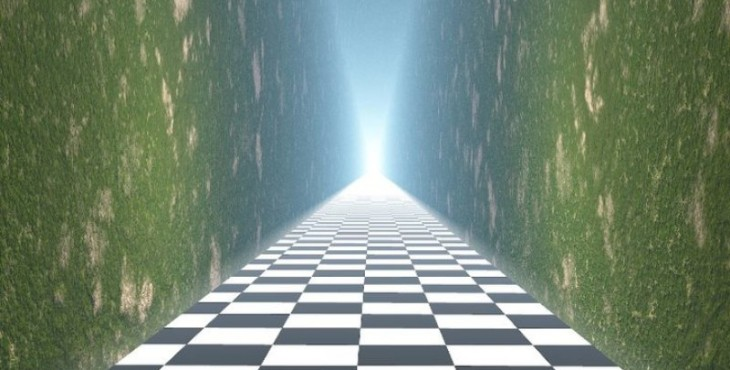 El camino iniciático y la escuadra