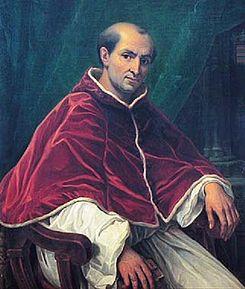 Papa Clemente V (1264-1314).