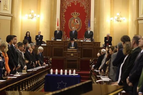 El Senado acoge a la Masonería Española el Día del Holocausto
