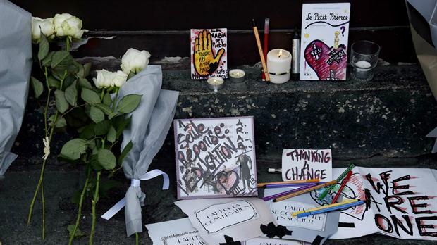 Estado Islámico se adjudicó la responsabilidad de los ataques de París