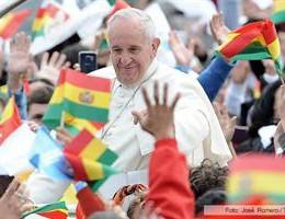 Papa Francisco: «Pido perdón por los crímenes contra los pueblos originarios durante la conquista de América»