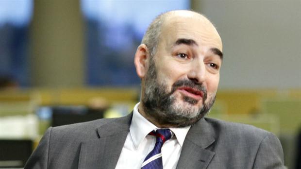 El director nacional electoral, Alejandro Tullio.