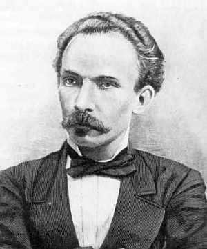 José Martí (1853 - 1895). Político republicano democrático, pensador, escritor, periodista, filósofo, poeta y masón cubano.