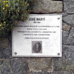 Calle José Martí, esquina Rambla República del Perú. Montevideo, Uruguay (2014)
