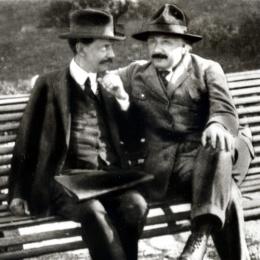 El viaje al sur de Albert Einstein (Uruguay Rossani)