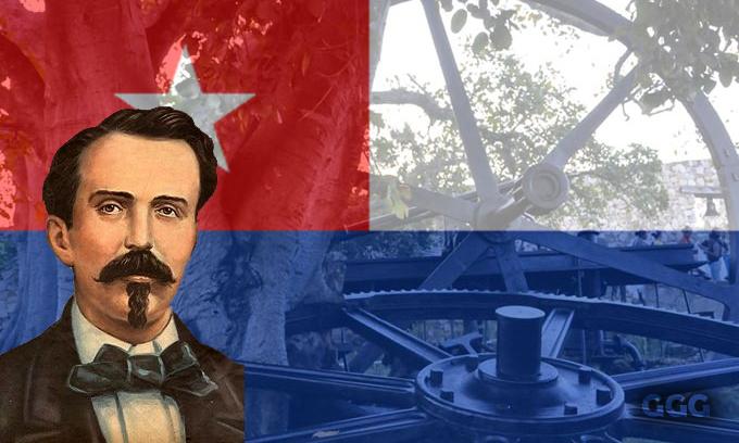 """""""Cuba libre es incompatible con Cuba esclavista, ya la abolición de las instituciones españolas debe comprender y comprende por la necesidad y por razones de la más alta justicia, la de la esclavitud como la más inicua de todas""""."""
