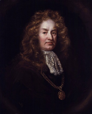 Elias Ashmole (1617- 1692)