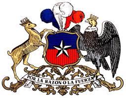 Escudo de Chile.