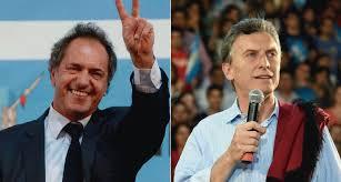 Encuesta: a dos semanas del balotaje, Macri le saca ventaja a Scioli