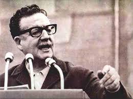 Salvador Allende, derrocado y asesinado en un golpe miliar.