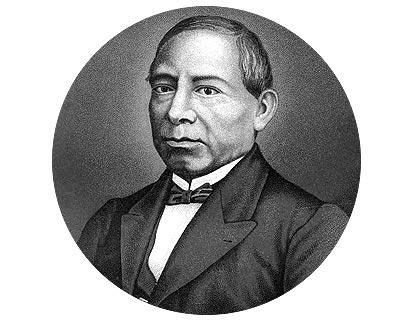 Benito Pablo Juárez García (1858-1872).