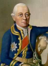 Karl Gotthelf, barón de Hund y Altengrotkau (1722-1776) se inició en la masonería en 1741.