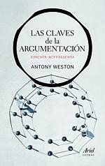 libro-las-claves-de-la-argumentacion-weston-2005-tapa