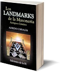 Tapa de Los landmarks de la masonería (2003)