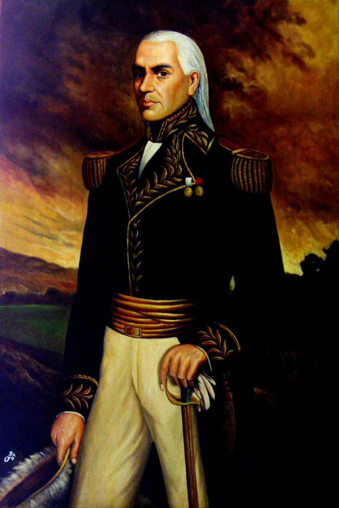 Francisco de Miranda (1750 - 1816)