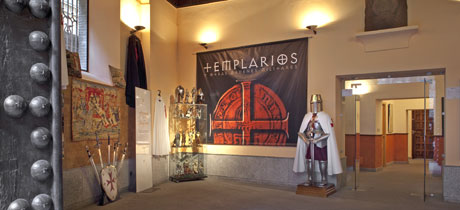Exposición de los Templarios en Toledo, España