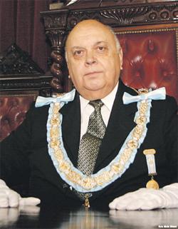 G.·.M.·. Ángel Clavero