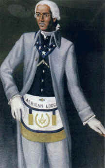 Prince Hall (1735 - 1807).