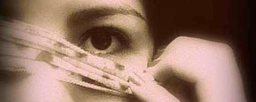 """""""Ojos que están abiertos""""."""