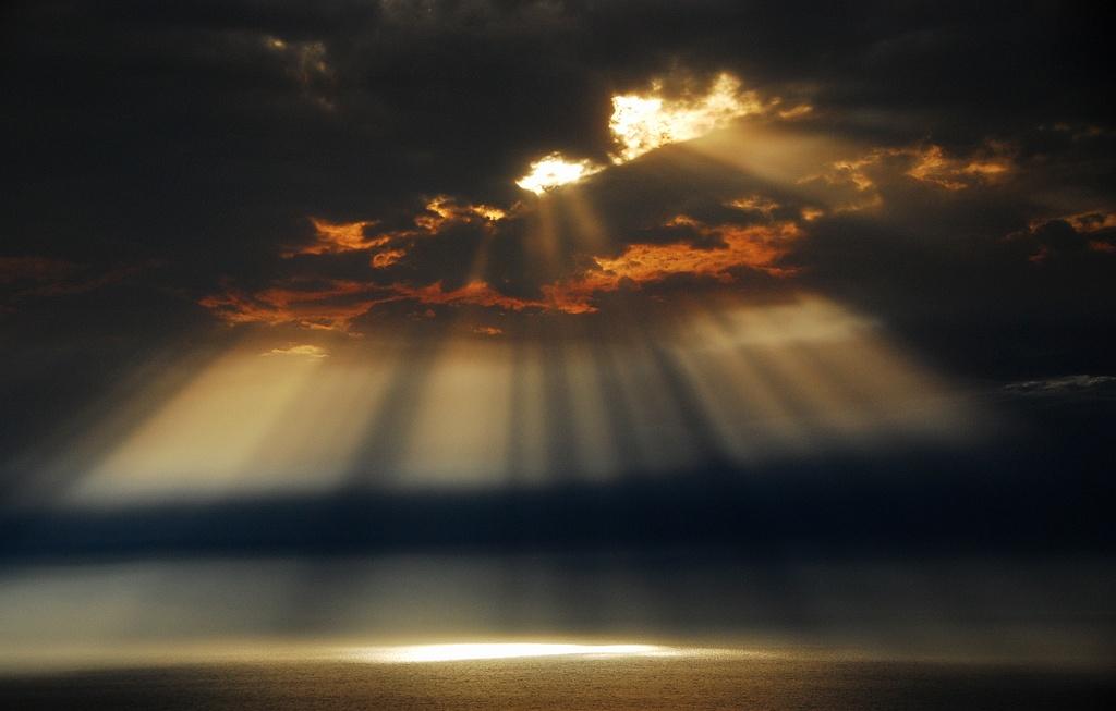 Luz es sinónimo de la verdad y del conocimiento.