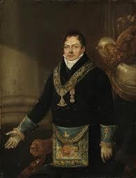 Augusto de Sussex (1773-1843).