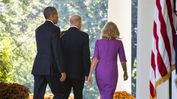 Joe Biden renuncia a participar y Hillary Clinton se potencia como candidata a la Casa Blanca