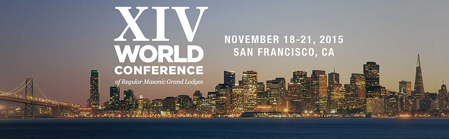 XIV world conference of Regular Masonic Grand Lodges